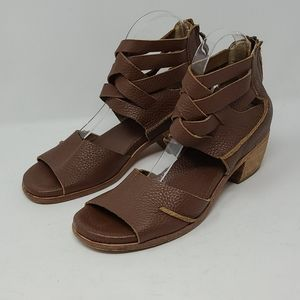 Gee Wawa By Anthropologie Open Toe  Sandals